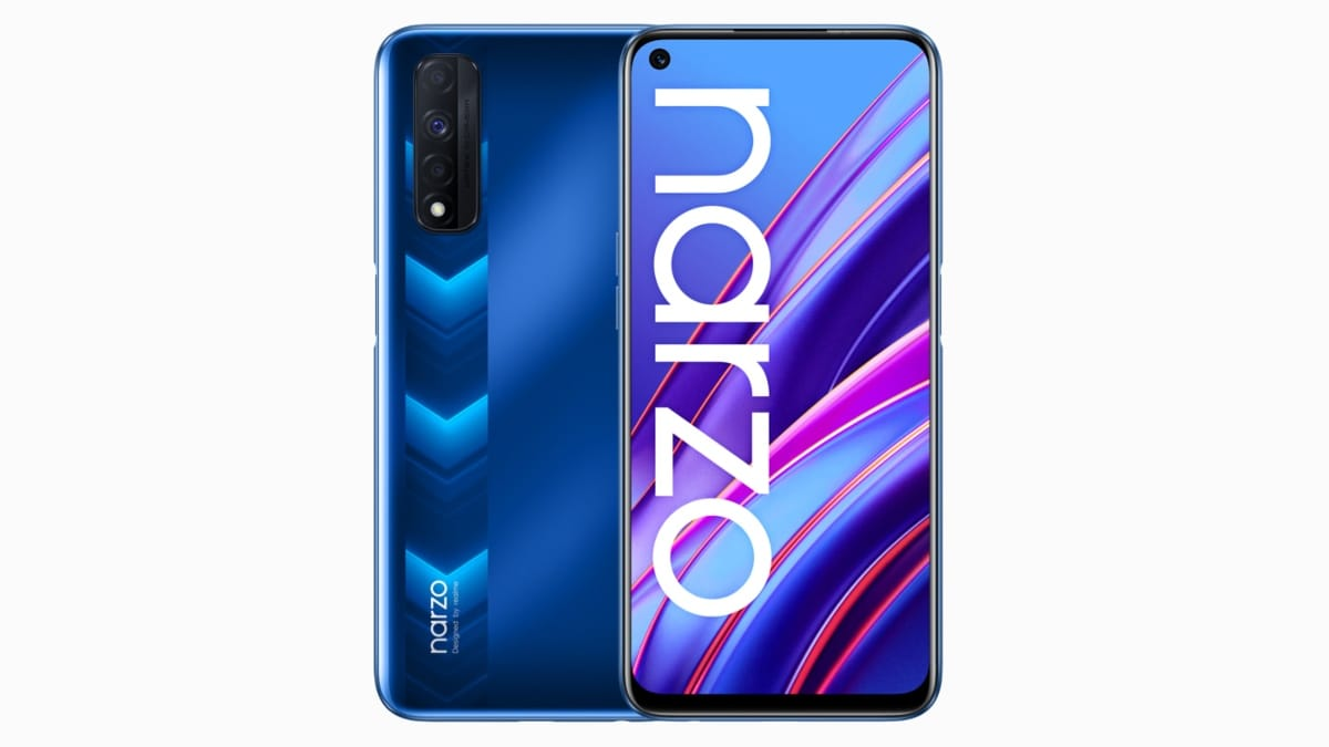 Realme Narzo 30, Narzo 30 5G available on Flipkart going to launch on 24th June